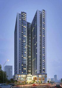 Hình ảnh Chung cư Hoàng Huy Grand Tower