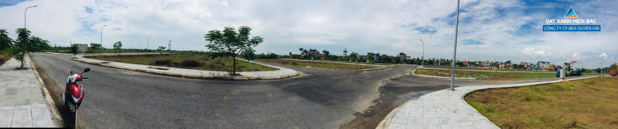 Cơ sở hạ tầng tại Đa Phúc Central Park