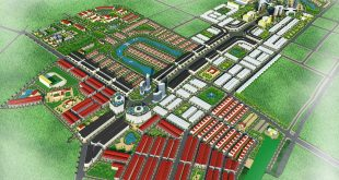 Phoi canh tong the du an Tu Son Garden City